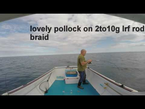 Tips On Catching Cod And Pollock