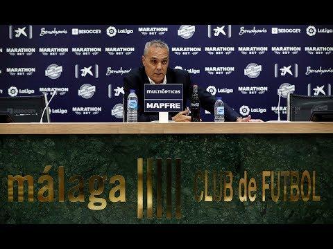 """Mario Husillos: """"Me sumo al 'mundo Málaga' una vez más"""""""