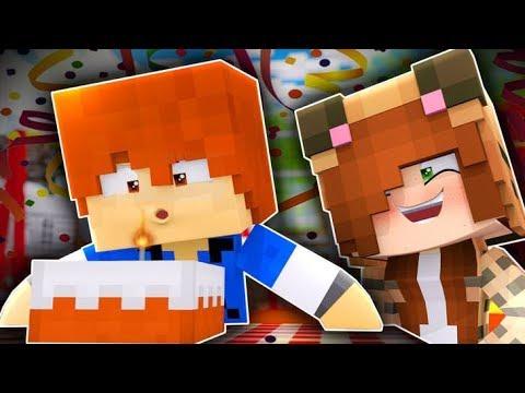 Minecraft Daycare - RYAN'S BIRTHDAY !? (Minecraft Roleplay)