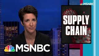 Download National COVID Response Useless For Coordinating Medical Supplies | Rachel Maddow | MSNBC Mp3 and Videos