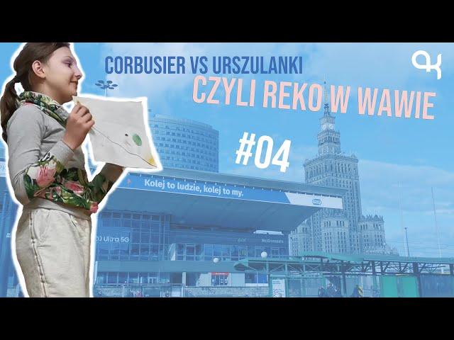Twórcze Montessori i co ma Corbusier do Urszulanek? | KISIELOG #04