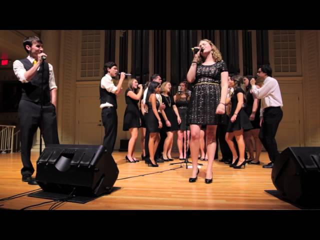 Team (Lorde) - Vital Signs A Cappella Spring '14