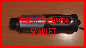 Broken Scarlett IS-541 1200 W (video 2) - YouTube