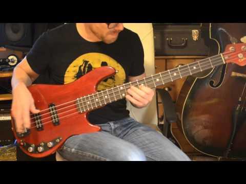 G&L ELTORO BASS SOUNDTEST by Pendofsky