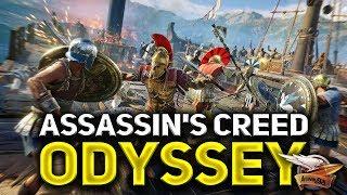 Стрим - Assassin's Creed Odyssey - Прохождение Часть 6