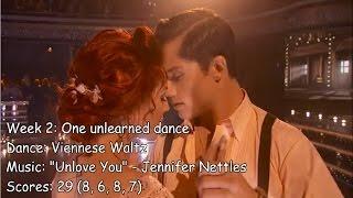 Video Bonner Bolton - All Dancing with the Stars Performances download MP3, 3GP, MP4, WEBM, AVI, FLV Januari 2018