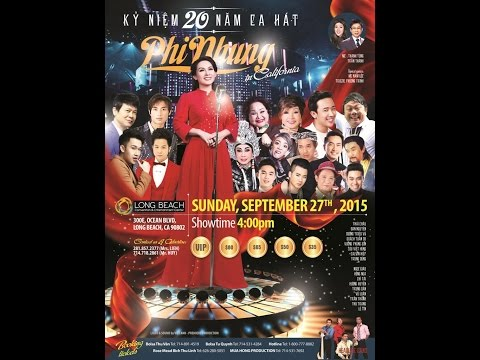 Phi Nhung Ky Niem 20 Ca Hat - Long Beach, CA - Trailer