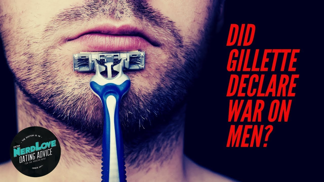 No, Gillette Didn't Declare War on Masculinity    - Paging