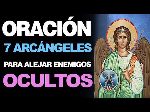 🙏 Oración Poderosa a los 7 Arcángeles PARA ALEJAR ENEMIGOS OCULTOS 🙇️