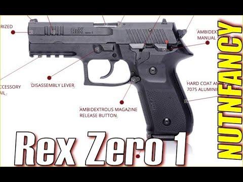 Arex RexZero: Best Combat Pistol I Wouldn't Buy