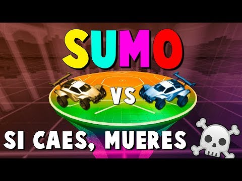 SI CAES, MUERES ?|  ROCKET LEAGUE SUMO | ROCKET LEAGUE WORKSHOP [PabloX_CS] thumbnail