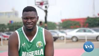 Nigeria's Pre-Olympic Basketball Progress Inspires Amateurs