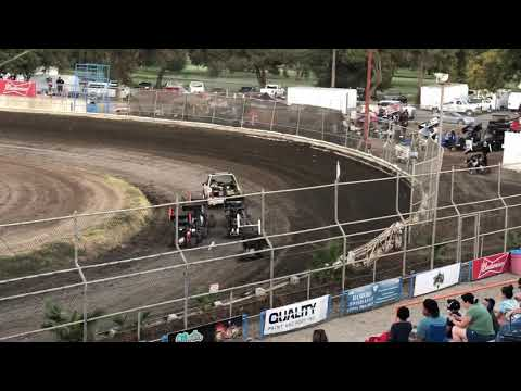 Plaza Park Raceway 8/23/19 Jr Sprint Heat- Cash