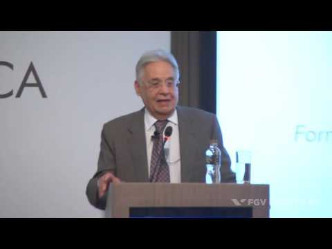 (Conference: Rule of Law Challenges in Latin America)   Lecture President Fernando Henrique Cardoso