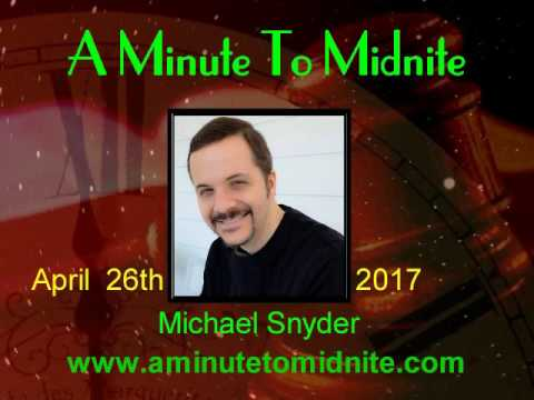 Michael Snyder - Imperative Warnings-War-Government Shutdown-Debt Default-Judgement To Fall!