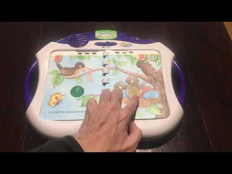 Fisher Price Power Touch Baby (with Spanish Cart)