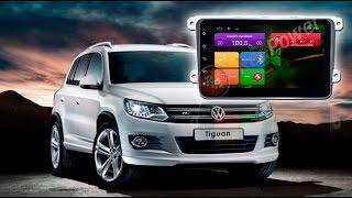 автомагнитола Volkswagen Redpower 18004B + обзор нового лаунчера Redpower(, 2015-09-10T15:01:42.000Z)