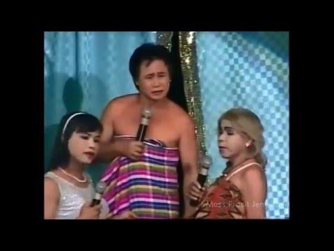 ตลกเสียงอิสาน ยายแหลม ยายจื้น พ่อชาลี ปะทะกันเรื่องผัวเรื่องเมีย ในลำเรื่องต่อกลอนเรื่อง ฮอยปูนแดง