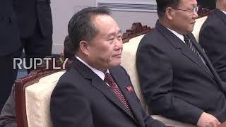 Korean DMZ: North, South Korea begin talks on summit agreement implementation