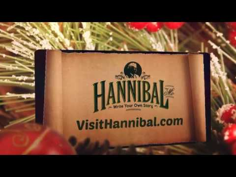 Enjoy the Holidays in Hannibal, MO!