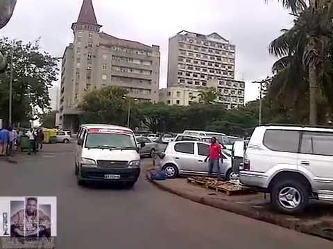 Tour guide of Maputo city Mozambique