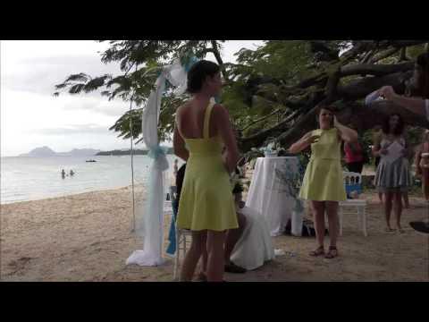 Mariage Martinique 2016