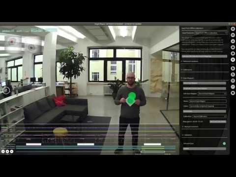 Pupil Player - Post-hoc gaze mapping validation