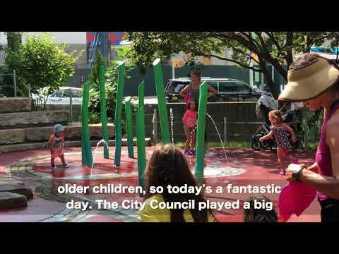 Chelsea Waterside Playground