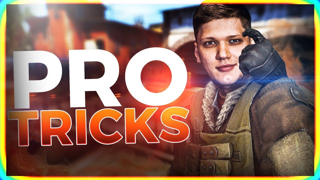YOU WANNA SEE PRO TRICKS in CS:GO?