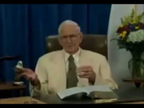 Last words from Pastor Arnold Murray