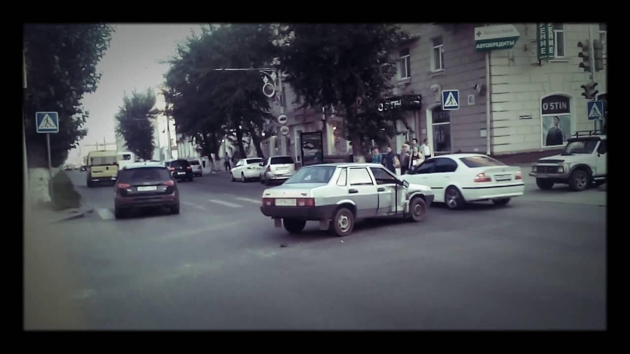 ДТП в Твери 18.11.2016. Проспект Ленина