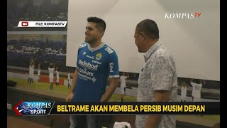 Proses Naturalisasi Belum Selesai, Fabiano Beltrame Gagal Berseragam Persib Bandung