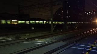 EF210 貨物列車 通過 2019年2月13日