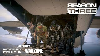 Call of Duty®: Modern Warfare® | Warzone - Trailer Season 3