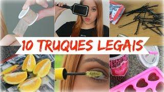 10 TRUQUES LEGAIS QUE TODO MUNDO DEVERIA SABER! - Sisters Lellis thumbnail