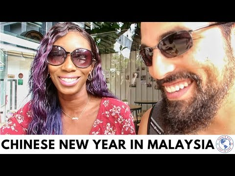 Chinese New Year In Penang Malaysia