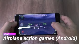 Best 3 Airplane Combat action Game on Android (in Hindi)