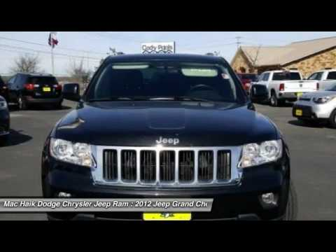 2012 jeep grand cherokee temple tx 530118a youtube. Black Bedroom Furniture Sets. Home Design Ideas