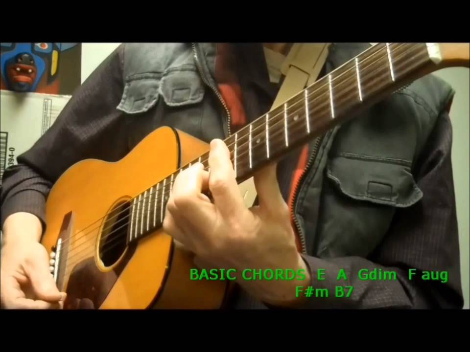 Little Rascals Our Gang Theme Chord Melody Cover On 34 Acoustic