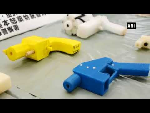 3D printed guns cleared for download in the US