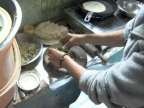 Aneesha ErHu 印度餅Naan的做法(2)__How to make Indian Naan-2