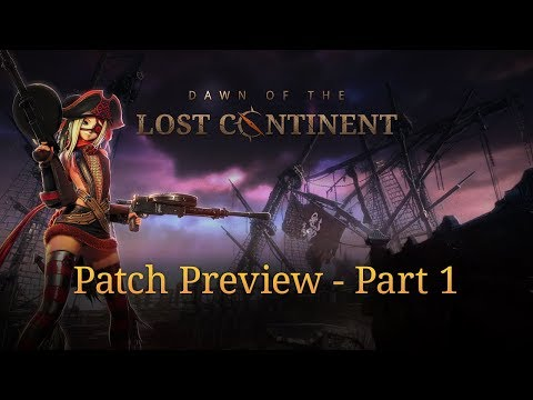 Blade & Soul: Dawn of the Lost Continent Patch Preview - Part 1
