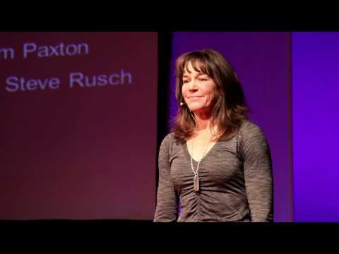 Navigating Home | Rebecca Rusch | TEDxSunValley