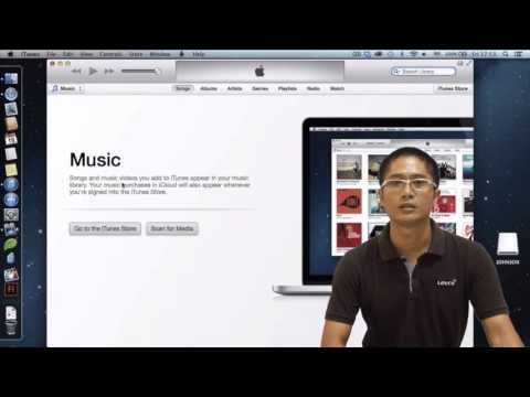 วิธีสมัคร Apple ID