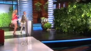 Ariana Grande on The Ellen DeGeneres