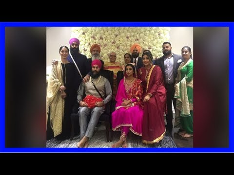 Well-wishes for jagmeet singh amid denials he's engaged