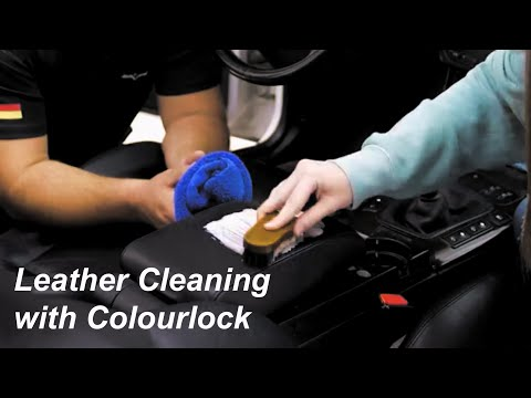 Learning Leather Care with Colourlock: Interior Cleaning | MORGAN LEARNS DETAILING