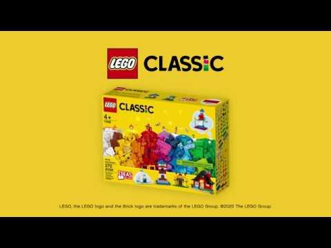 LEGO Classic Bricks And Houses - 11008
