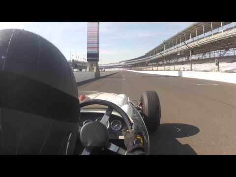 2015 Indy 500 vintage race cars