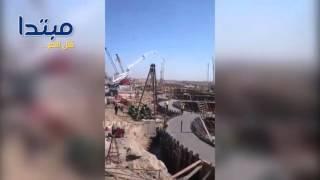 فيديو| «مبتدا» يرصد صناعة تاريخ جديد جنوب بورسعيد